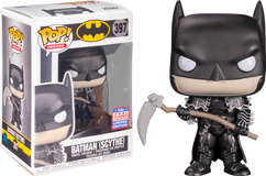 Batman - Batman with Scythe Pop! Vinyl Figure (2021 Summer Convention Exclusive)