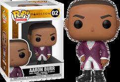 Hamilton - Aaron Burr Pop! Vinyl Figure