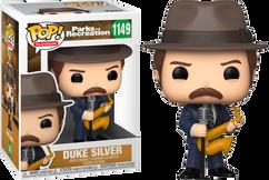 Parks and Recreation - Duke Silver Pop! Vinyl Figure