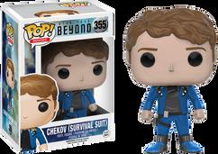 Star Trek: Beyond - Chekov in Survival Suit Pop! Vinyl Figure