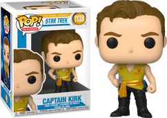 Star Trek: The Original Series - Mirror Captain Kirk Pop! Vinyl Figure
