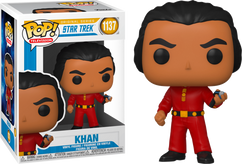 Star Trek: The Original Series - Khan Pop! Vinyl Figure