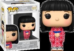 Disney - It's A Small World Japan Pop! Vinyl Figure