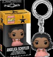 Hamilton - Angelica Schuyler Pocket Pop! Vinyl Keychain