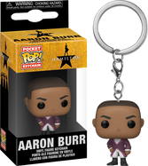 Hamilton - Aaron Burr Pocket Pop! Vinyl Keychain