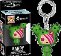 Tokidoki - SANDy Pocket Pop! Vinyl Keychain
