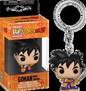 Dragon Ball Z - Gohan with Sword Pocket Pop! Vinyl Keychain