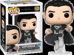 Zack Snyder's Justice League - Superman Levitating Pop! Vinyl Figure