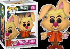 Alice in Wonderland - March Hare 70th Anniversary Pop! Vinyl Figure
