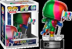MTV - Moon Person Rainbow Metallic Pop! Vinyl Figure