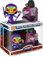 Masters of the Universe - Skeletor with Snake Mountain Pop! Town Vinyl Figure