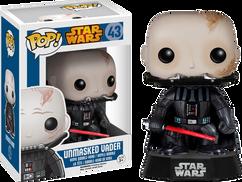 Darth Vader Unmasked - Star Wars Pop! Vinyl Figure