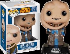 Star Wars - Bib Fortuna Pop! Movies Vinyl Figure