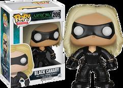 Arrow - Black Canary Pop! Television Vinyl Figure
