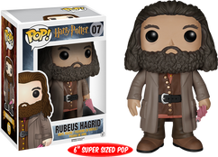 Harry Potter - Rubeus Hagrid Pop! Movie Vinyl Figure