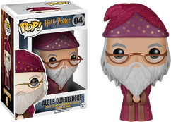 Harry Potter - Albus Dumbledore Pop! Movie Vinyl Figure