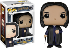 Harry Potter - Severus Snape Pop! Movie Vinyl Figure