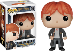 Harry Potter - Ron Weasley Pop! Movie Vinyl Figure