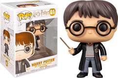 Harry Potter - Harry Potter Pop! Movie Vinyl Figure