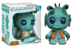 Greedo Star Wars FUNKO Fabrikations Plush Figure