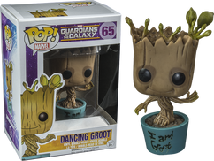 Guardians of the Galaxy - Dancing Groot (I AM) Pop! Movie Vinyl Figure