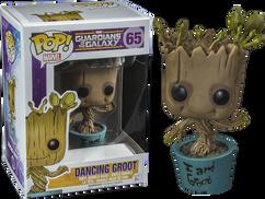 Guardians of the Galaxy - Dancing Groot (I AM) Pop! Movie Vinyl Figure