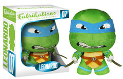 Leonardo TMNT - Teenage Mutant Ninja Turtles FUNKO Fabrikations Plush Figure