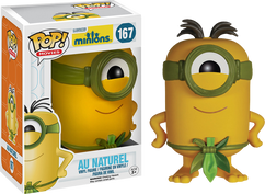 Minions - Au Naturel Pop! Movie Vinyl Figure