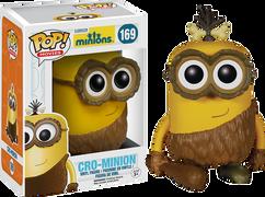 Minions - Cro-Minion Pop! Movie Vinyl Figure