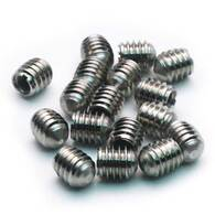Threaded inserts for skis 25 pack