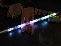 8 Light LED Staff  with UltraLights