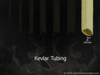 "2"" (50mm) ID - Kevlar Tubing Wick"