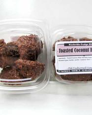 Toasted Coconut Haystack