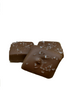 Milk Chocolate hand dipped sea salt caramels