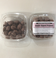 Double dipped peanuts