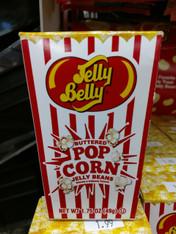 Jelly Belly Buttered popcorn Box