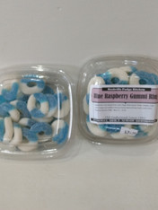 Blue raspberry rings