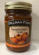 Pumpkin Butter Spread 15 oz.