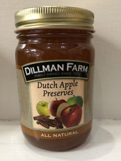 Dutch Apple Preserves 15 oz.