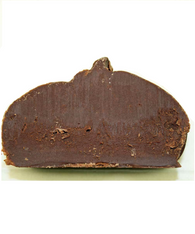 Creamy Dark Chocolate Bourbon Fudge