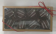 Dark Chocolate Vanilla Buttercream Gift box