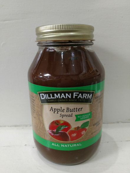 Apple Butter No Sugar added