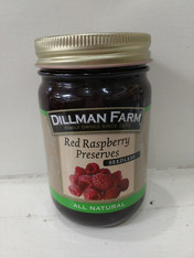 Red Raspberry - seedless 15 oz