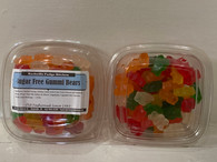 Sugar Free assorted mini gummi bears