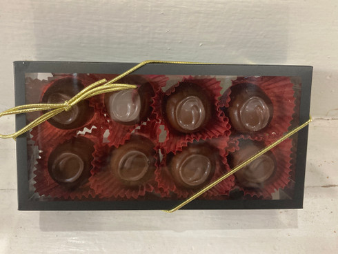 Dark Chocolate Cherry Cordial Gift Box