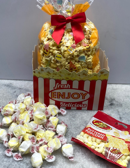 Buttered Popcorn Snack Pack