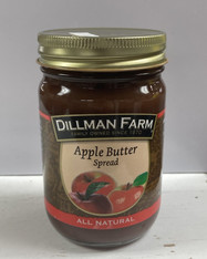 Dillman Farm 14 oz Apple Butter Spread