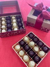 Dark Chocolate Cherry Cordial
