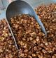 Bourbon Chocolate Fudge Popcorn
