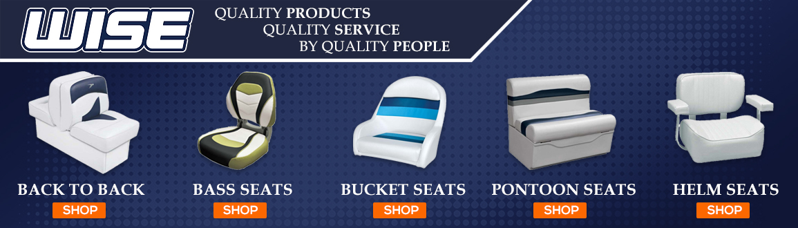 Wise Boat Seats Wholesale Marine